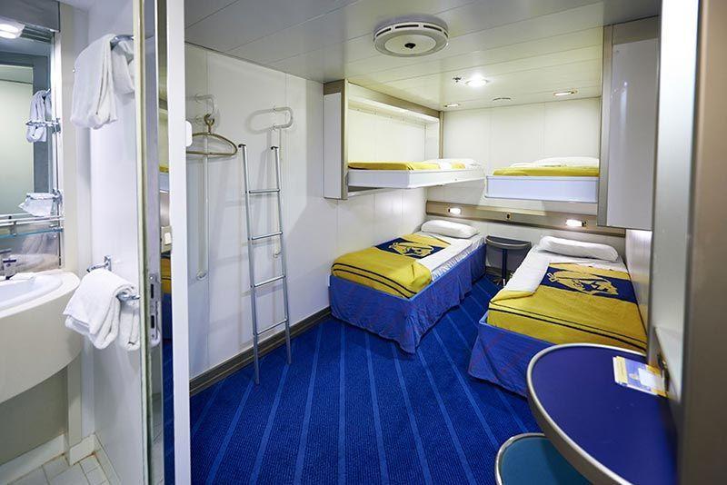 Travers e ferry corse et sardaigne corsica ferries for Cabine wc exterieur